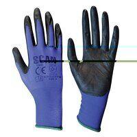Max. Dexterity Nitrile Gloves - M (Size 8)