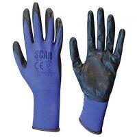 Max. Dexterity Nitrile Gloves - XL (Size 10)