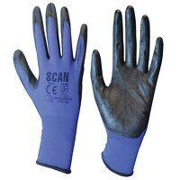 Max. Dexterity Nitrile Gloves - XXL (Size 11)
