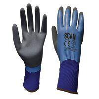Waterproof Latex Gloves - XL (Size 10)