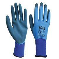 Waterproof Latex Gloves - XXL (Size 11)