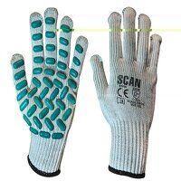 Vibration Resistant Latex Foam Gloves - XXL (Size ...