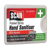 Pocket Spray Hand Sanitiser