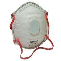 Moulded Disposable Valved Masks FFP3 (Pack 10)