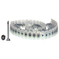 DuraSpin® Collated Screws Drywall to Light Steel 3...