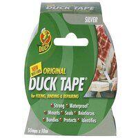 Duck Tape® Original 50mm x 10m Silver