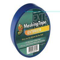 Duck Tape® Exterior Masking Tape 25mm x 50m