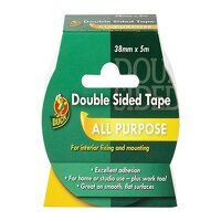 Duck Tape® Double-Sided Tape 38mm x 5m