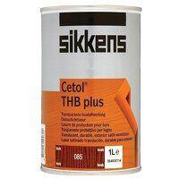 Cetol THB Plus Translucent Woodstain Teak 1 litre