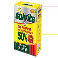 All Purpose Wallpaper Paste Sachet 20 Roll + 50% F...