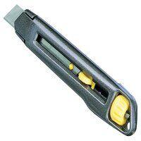 Interlock Snap-Off Blade Knife 18mm