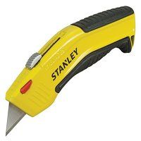 Retractable Blade Knife Autoload