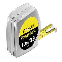 PowerLock® Classic Pocket Tape 10m/33ft (Width 25m...