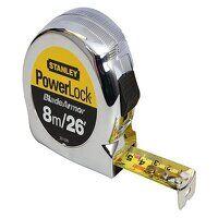 PowerLock® BladeArmor® Pocket Tape 8m/26ft (Width 25mm)