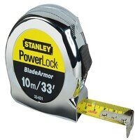PowerLock® BladeArmor® Pocket Tape 10m/33ft (Width 25mm)