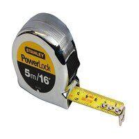 PowerLock® Classic Pocket Tape 5m/16ft (Width 19mm)