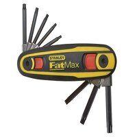 FatMax® TORX Key Locking Set of 8 (TX9-TX40)