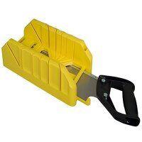 Saw Storage Mitre Box with Saw