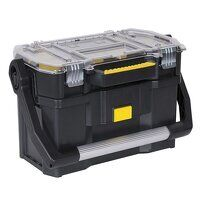 Toolbox with Tote Tray Organiser 50cm (19in)