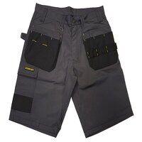 Sedona Holster Shorts Grey Waist 34in