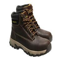 Tradesman SB-P Brown Safety Boots UK 9 EUR 43