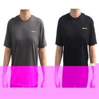 T-Shirt Twin Pack Grey & Black - M