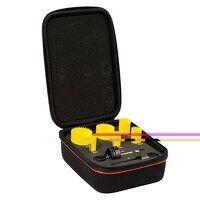 KFC06022 Fast Cut Bi-Metal Electrician's Holesaw Kit, 8 Piece