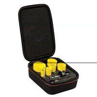 KFC06023 Fast Cut Bi-Metal General Purpose Holesaw Kit, 8 Piece