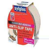 Anti-Slip Tape 50mm x 3m Clear