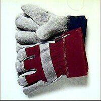 TGL106M General Purpose Navy/Red Gloves Ladie...