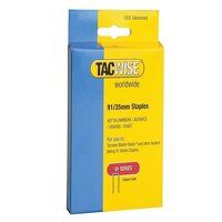 91 Narrow Crown Staples 35mm - Electric Tackers Pa...