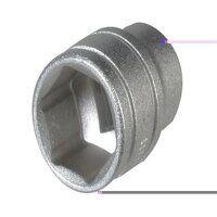 Hexagon Socket 6 Point Regular 1/4in Drive 12mm
