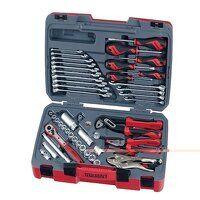 T3848 Socket & Tool Set of 48 Metric & A...