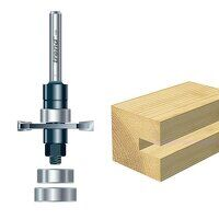 342 x 1/2 TCT Bearing Guided Biscuit Jointer 4.0 x...
