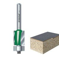 C115 x 1/4 TCT 90° Bearing Guided Trimmer Cutter 9...