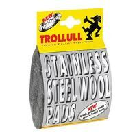 Stainless Steel Wool Pads (Pack 2)