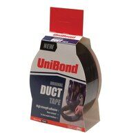 Duct Tape 50mm x 25m Black