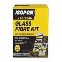 ISOPON® FASTGLAS Resin & Glass Fibre Kit Large