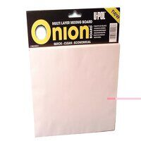 Onion Multi Layer Mixing Board 1 Pack (100 Sheets)