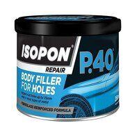 P.40 Body Filler for Holes Tin 250ml