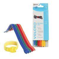 VELCRO® Brand ONE-WRAP® Reusable Ties (5) 12mm x 2...