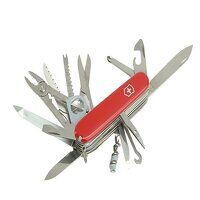 SwissChamp Swiss Army Knife Red 1679500