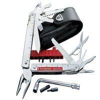 SwissTool X Plus with Corkscrew 3.0338.L