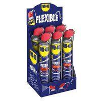 WD-40® Multi-Use with Flexible Straw 400ml (CDU of...