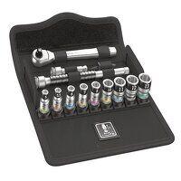 8100 SA 12 HF Zyklop Metal Switch Socket Set of 13...