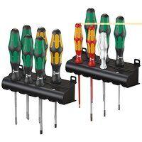 Kraftform Plus XXL 2 Artisan Screwdriver Set, 12 Piece SL/PH/PZ/TX