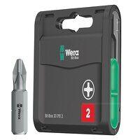 Bit-Box 20 H Extra Hard Bits PH2 x 25mm, 20 Piece