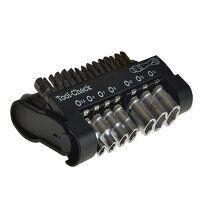 Tool-Check 1 SB Bit Check Ratchet/Socket Set of 39...