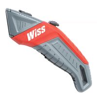 Auto-Retracting Safety Knife