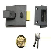 88 Standard Nightlatch 60mm Backset DMG Finish 60m...